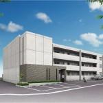 尾道市賃貸マンション 「ルッカ高須」 のホームページを製作しました。